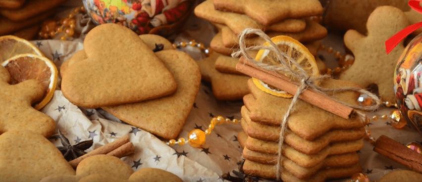 Имбирное печенье рецепт с мускатным орехом