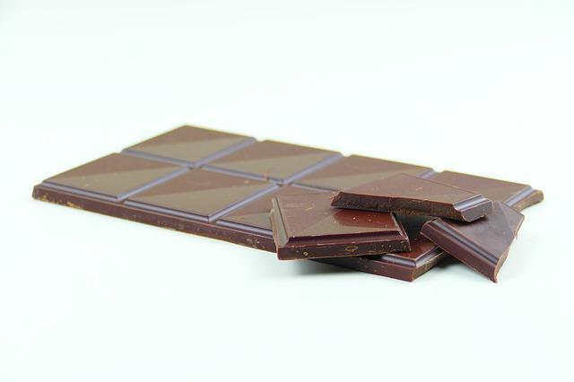 черная шоколадка