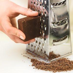 тертый шоколад