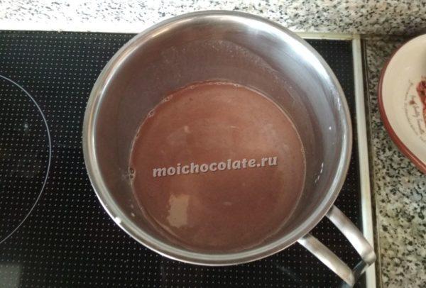 растворимый шоколад