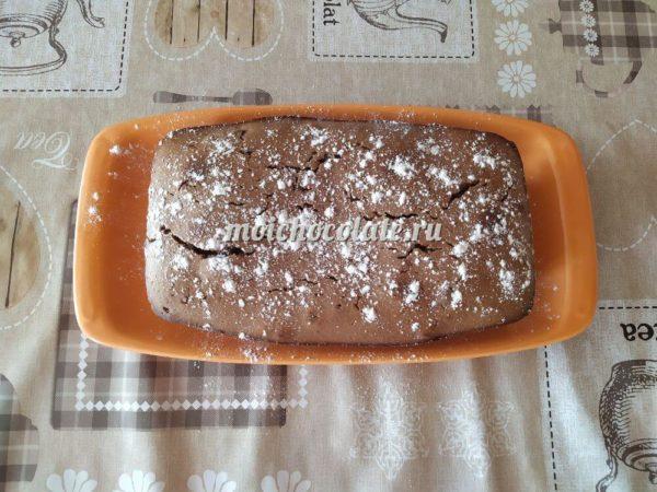 Шоколадные маффины с вишней: рецепт в домашних условиях